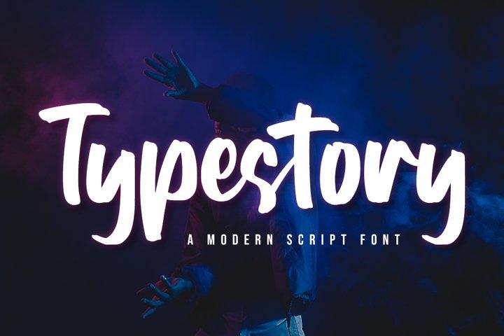 Typestory