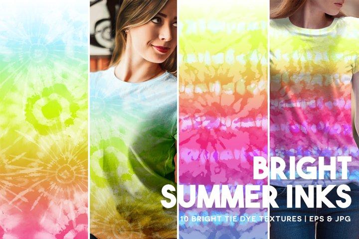 Bright Summer Inks