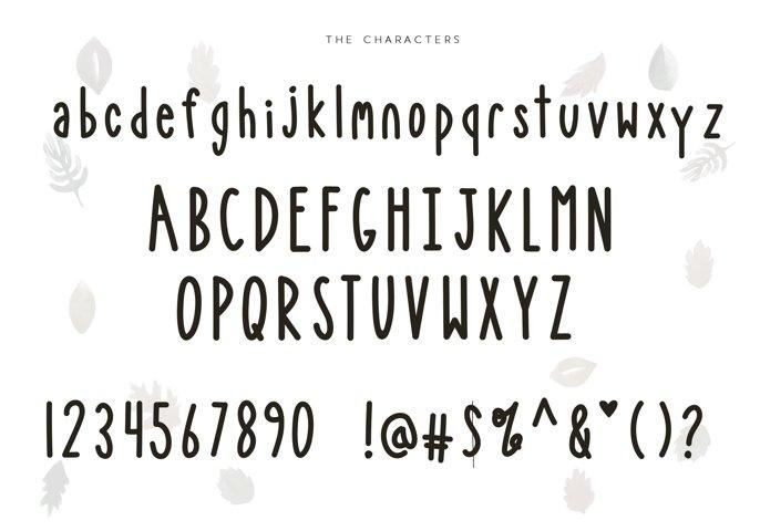 Bonfire - A Bold Handwritten Font - Free Font of The Week Design0