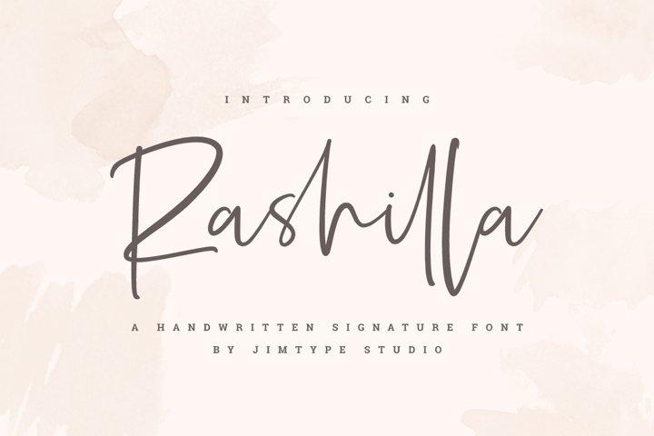 Rashilla Signature