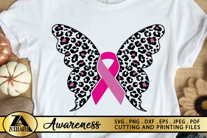 Breast Cancer SVG RIBBON SVG Awareness SVG Survivor SVG