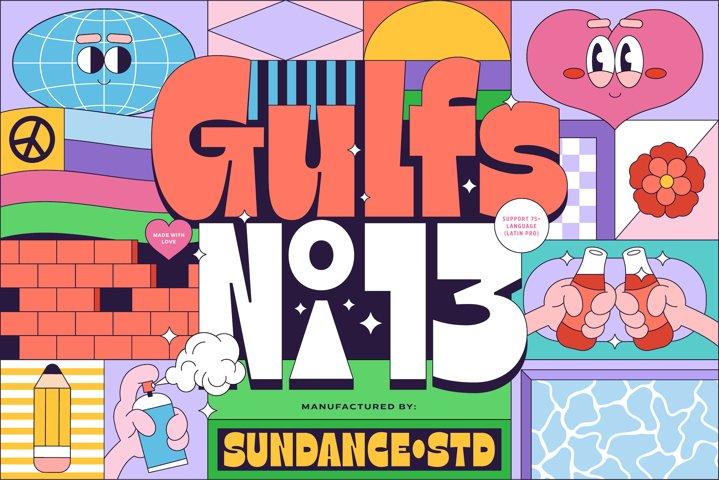 Gulfs Display