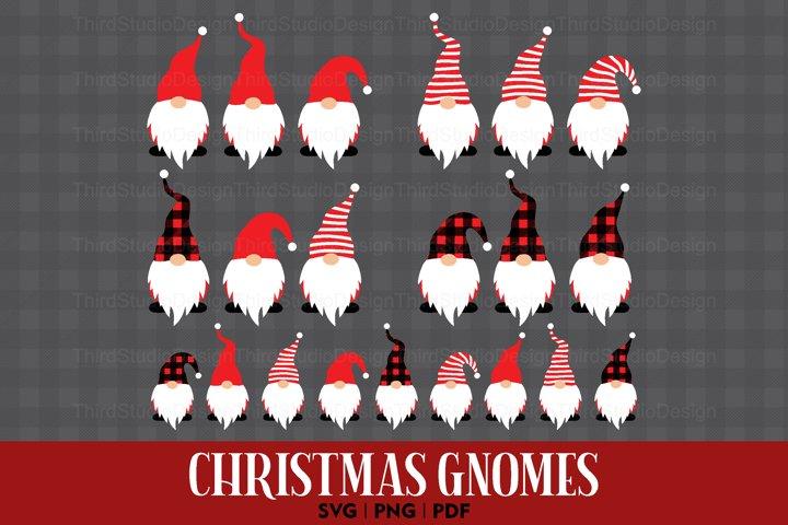 Christmas Gnome svg Bundle   Christmas svg