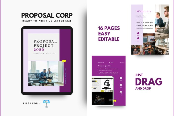 Project Proposal 2020 Template