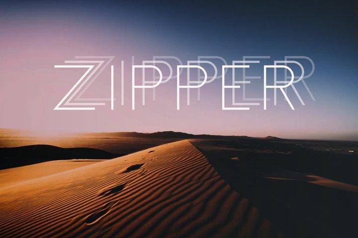 Zipper example