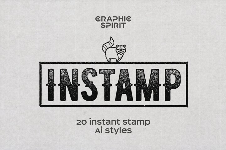 INSTAMP Instant Stamp AI Styles example