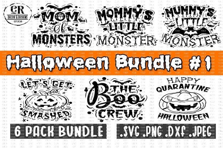 Halloween Bundle #1 , Halloween bundle svg