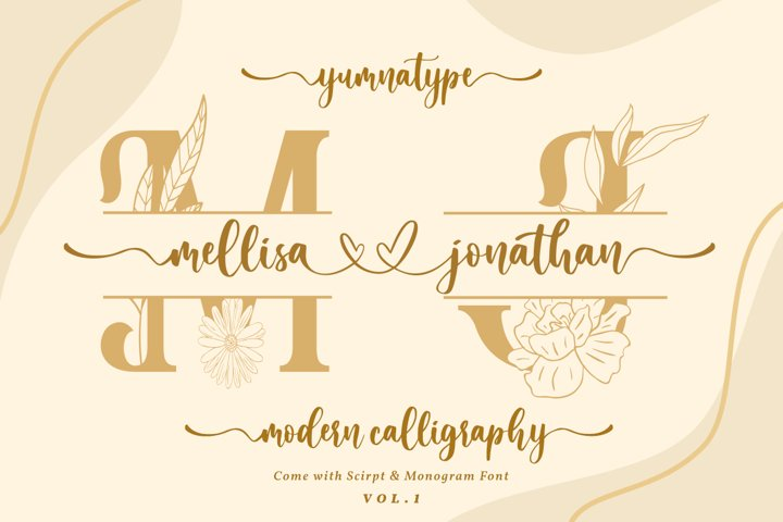 Mellisa Jonathan Vol.1