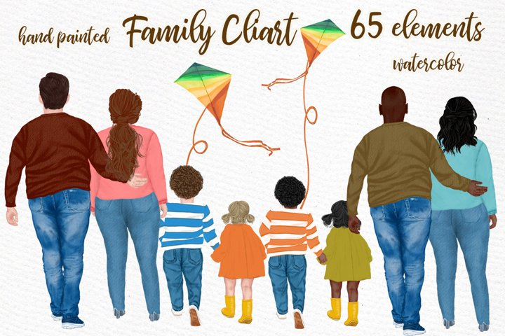 Fall Family clipart Fall Landscape Plus size People Mug Png