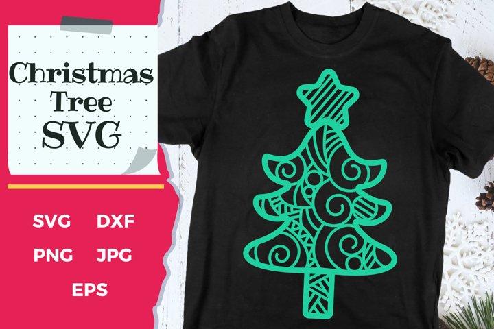 Christmas SVG   Christmas Tree SVG