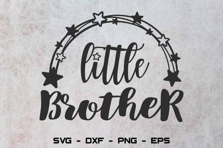 Little brother svg, Little bro svg, Baby boy svg
