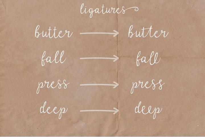 Parsnips Rustic Handwritten Script - Free Font Of The Week Design3