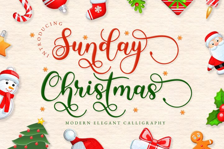 Sunday Christmas