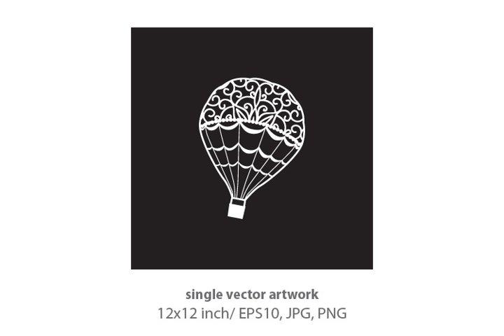 balloon - VECTOR ARTWORK