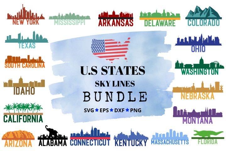 US Skylines Bundle