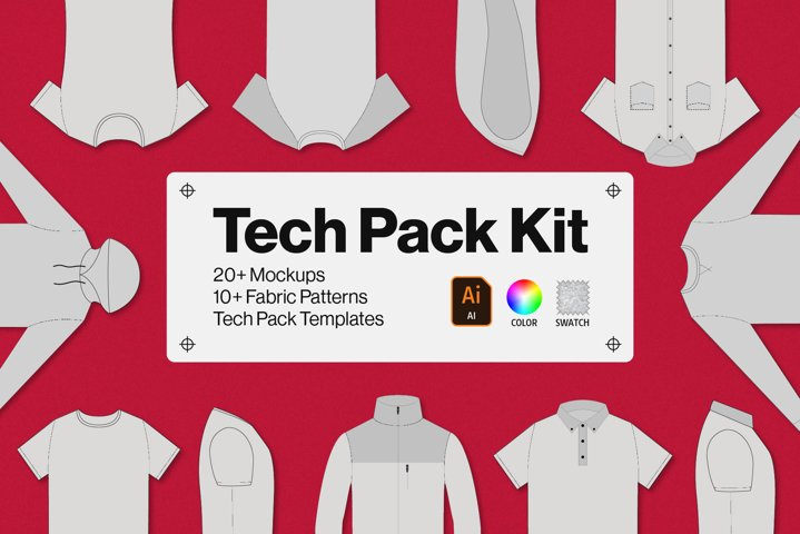Tech Pack Kit