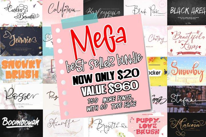 MEGA BEST SELLER COLLECTION