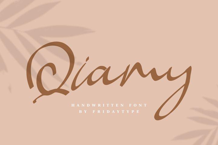 Qiamy