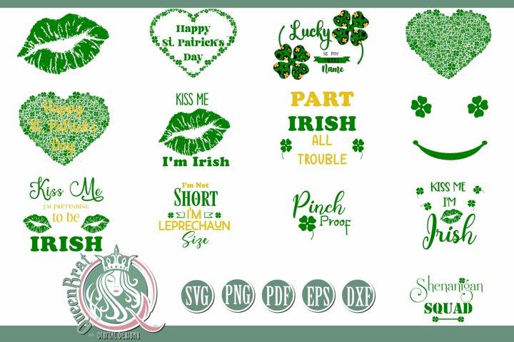 SVG | St Patricks Day SVG Bundle