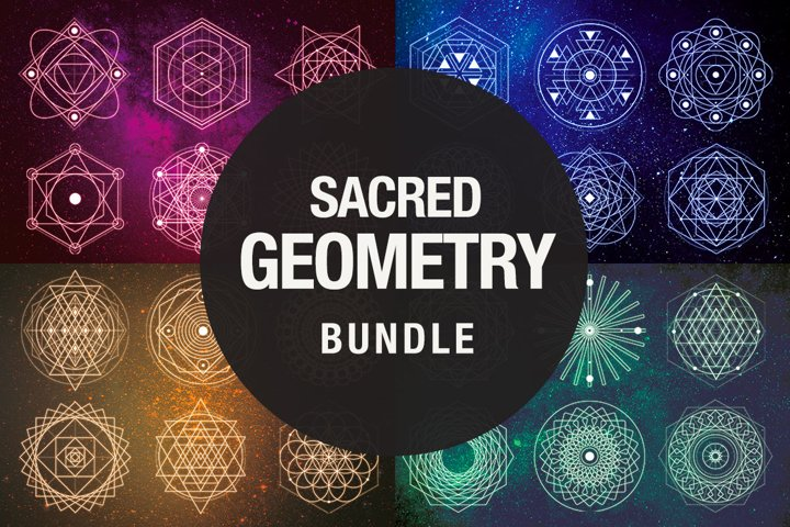 Sacred Geometry Bundle
