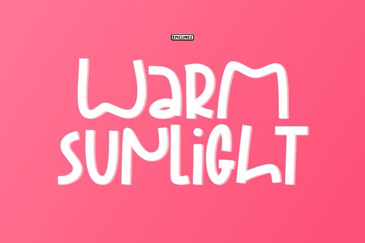 Warm Sunlight