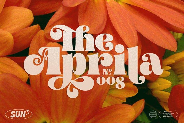 Aprila Font Family
