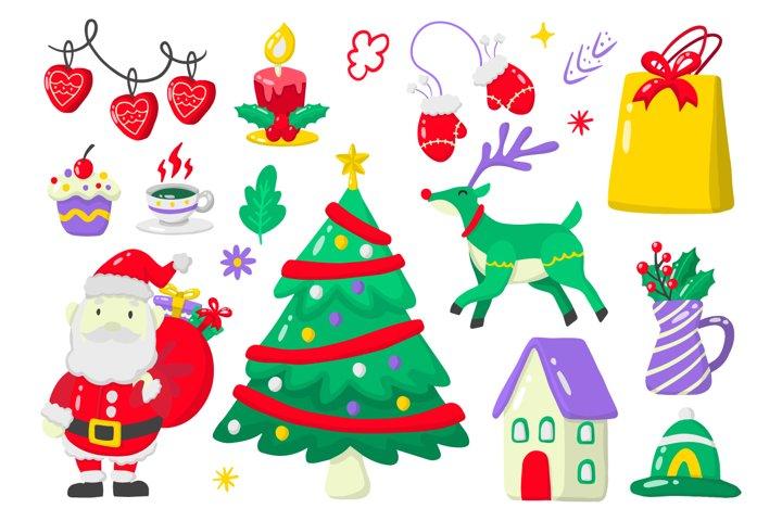 Christmas Elements Vol.14