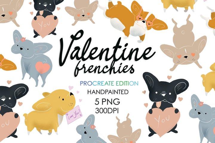 Frenchie, Dog Bundle, Dog Clipart, Sublimation Bundle, Puppy