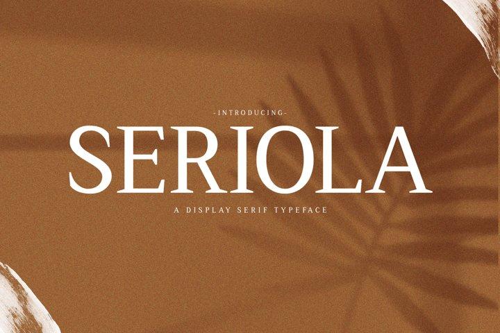 Seriola