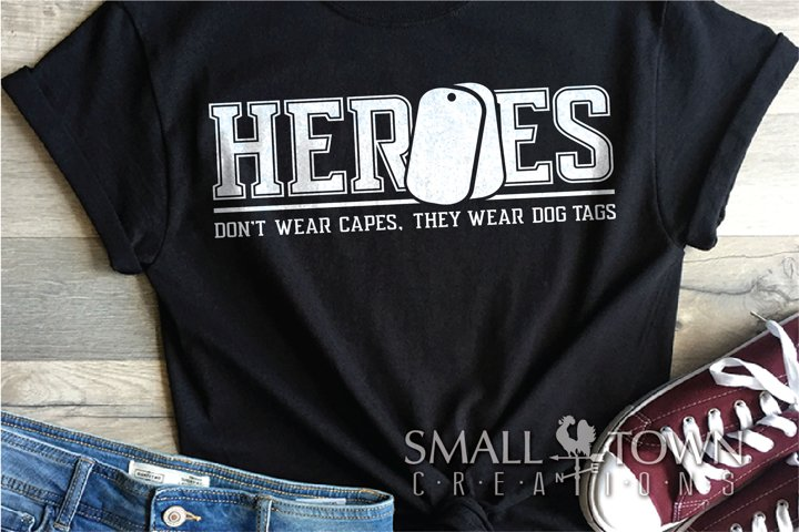 Support our troops, Military, Heroes, PRINT, CUT & DESIGN