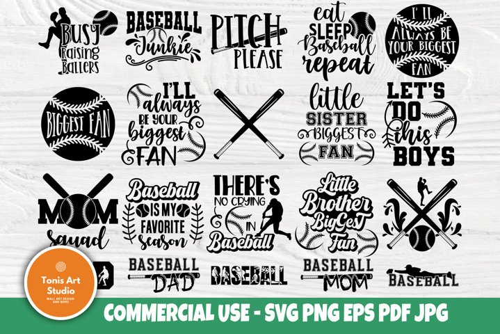 Baseball SVG Bundle, Sports Svg, Baseball Shirt, Softball