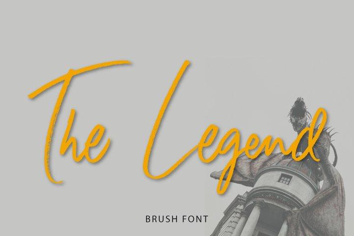 The Legend Brush