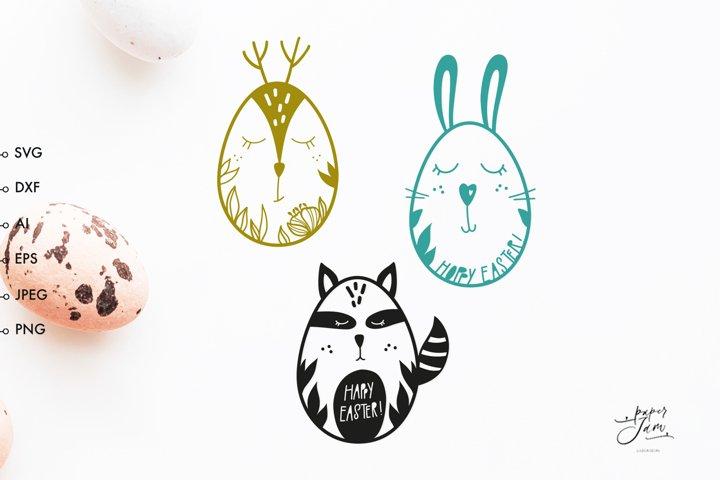 Easter egg SVG Easter sublimation png kids Easter shirt svg
