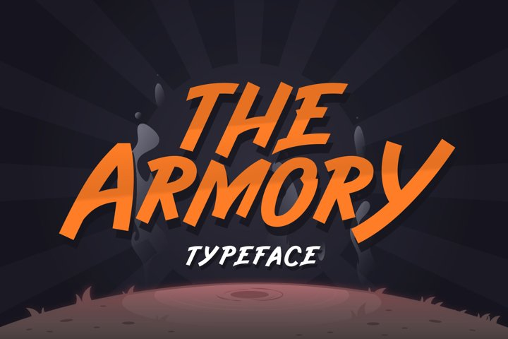 The Armory example