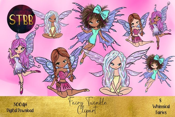 Fairy Twinkle Character Dolls