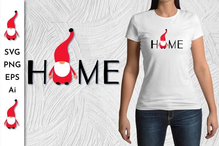 Gnome Home. Red hat gnome. Gnome SVG. Gnome clipart.