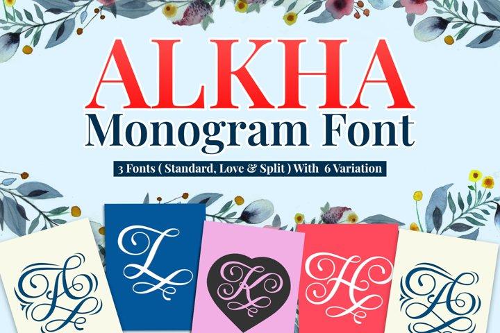 Alkha Monogram