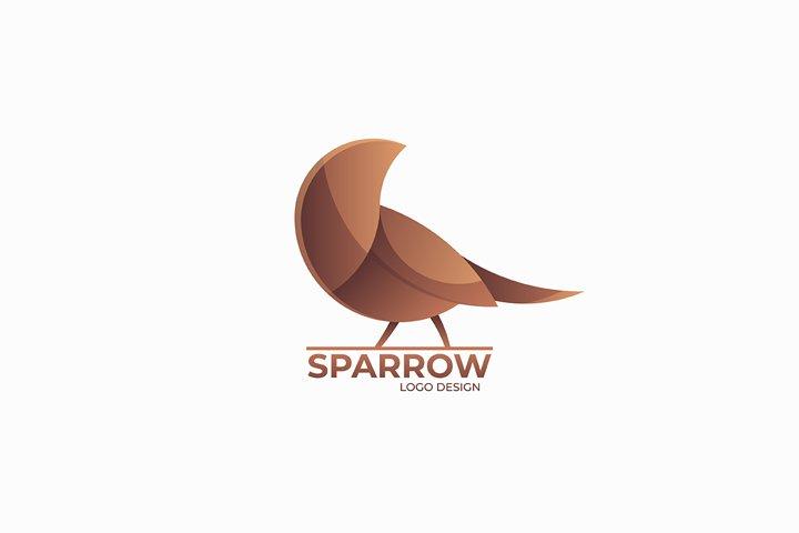 Sparrow logo design