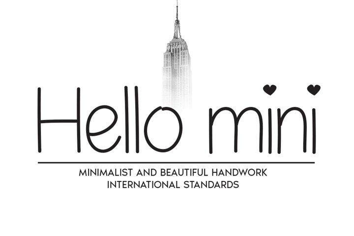 Hello mini