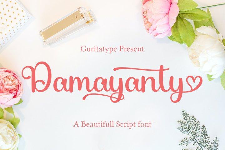 Damayanty