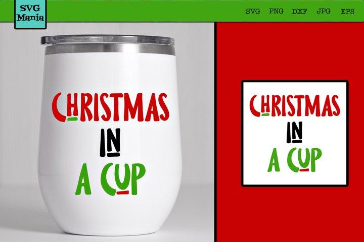 Funny Christmas Wine Glass SVG, Funny Wine SVG, Wine SVG