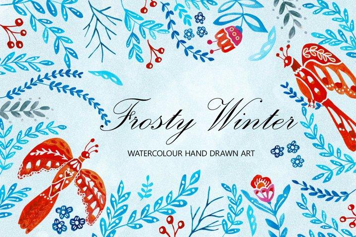Frosty Winter Christmas