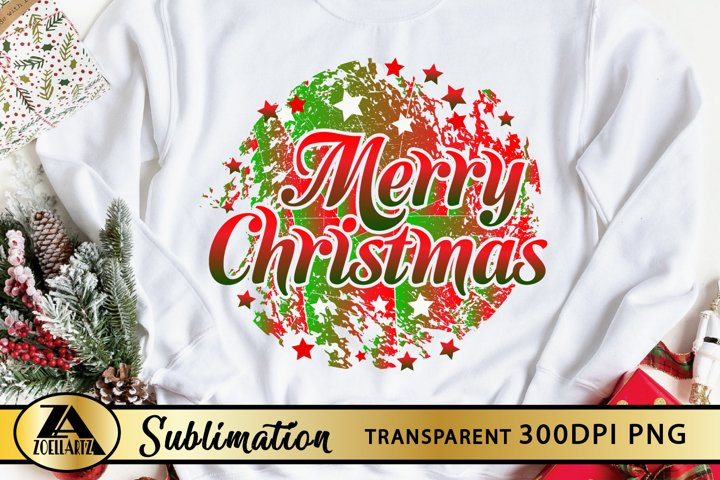Christmas Sublimation Design Christmas PNG for Sublimation