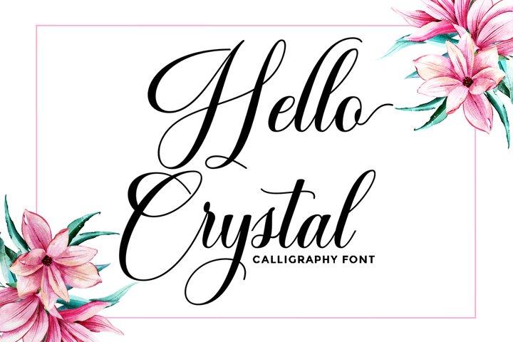 Hello Crystal