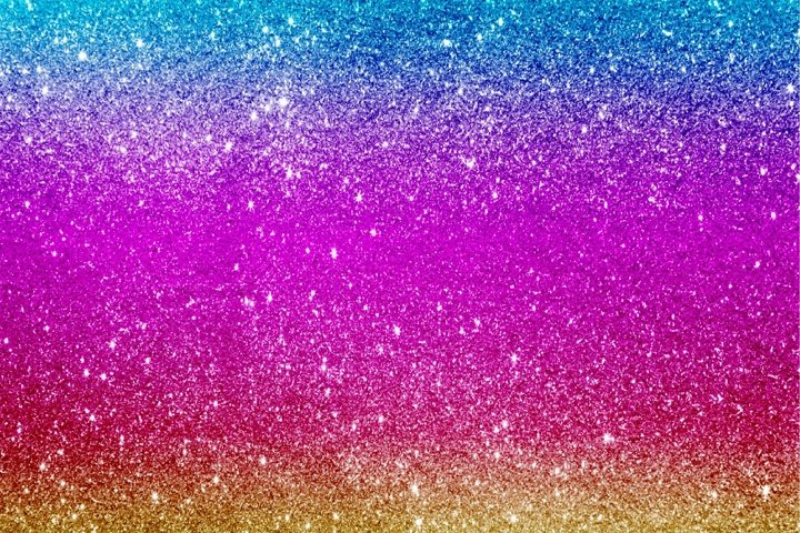 Glitter Ombre Digital Paper - Free Design of The Week Design3