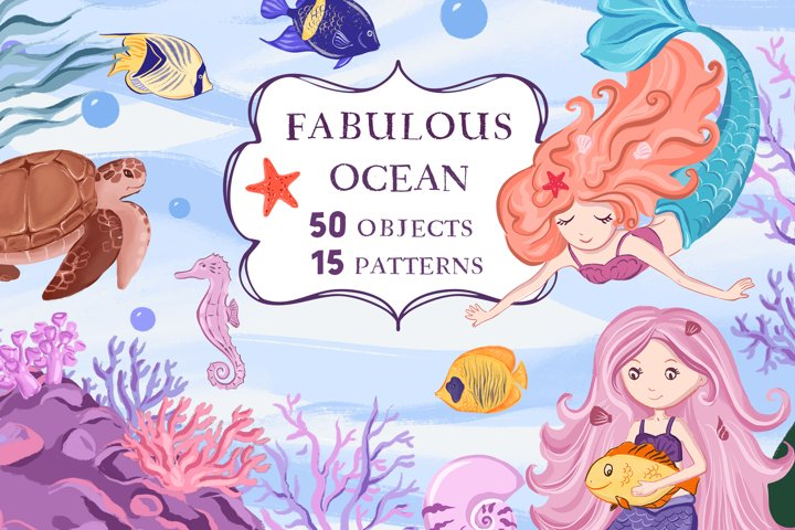 Fabulous Ocean - Graphics Collection