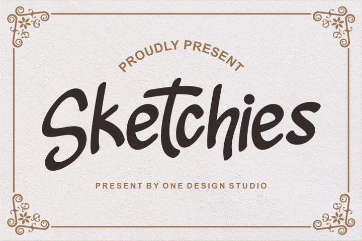 Sketchies