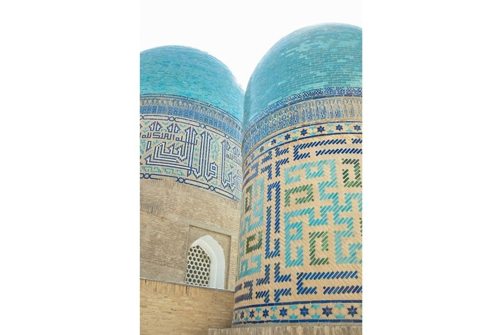 Ancient architecture of Central Asia. Samarkand, Uzbekistan