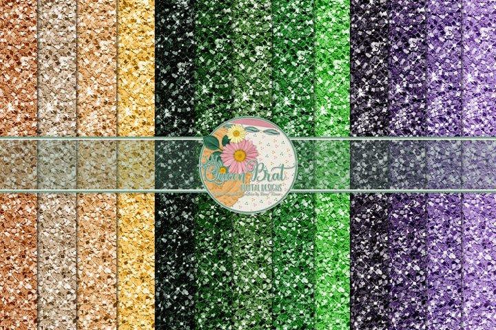 St Patricks Day Glitter Backgrounds