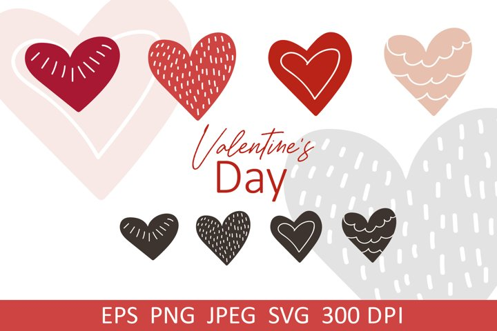 Valentines Day SVG PNG JPEG